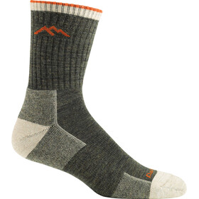 DARN TOUGH VERMONT Hiker Micro Crew Cushion Socks Men olive